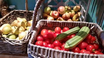 The fall harvest